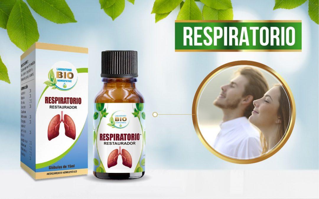 RESPIRATORIO RESTAURADOR