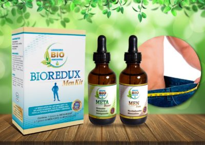 BIOREDUX MEN KIT