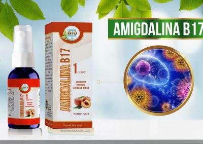 AMIGDALINA B17